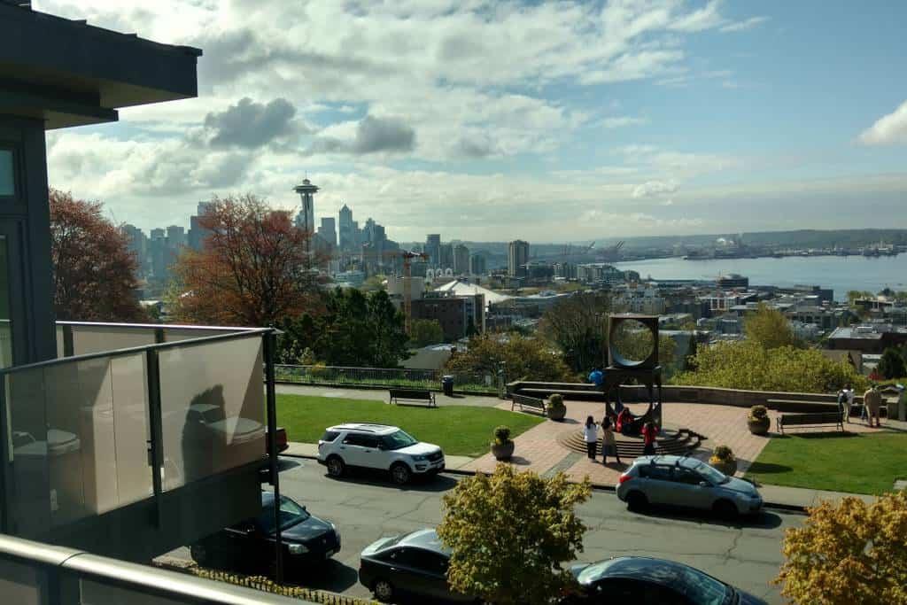 Airbnb Seattle Queen Anne Near Kerry Park