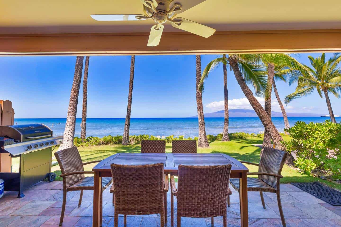 Airbnb Maui: Lahaina Oceanfront Paradise