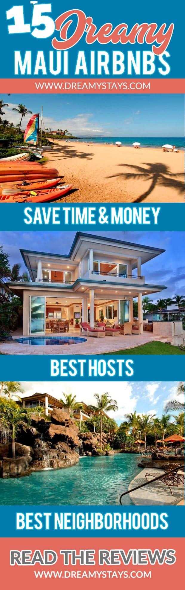 Best Airbnbs in Kihei