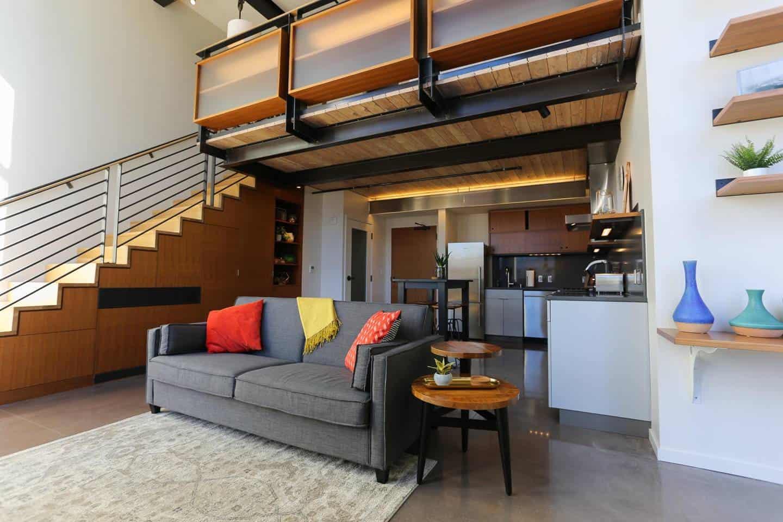 Airbnb Seattle Lake Union