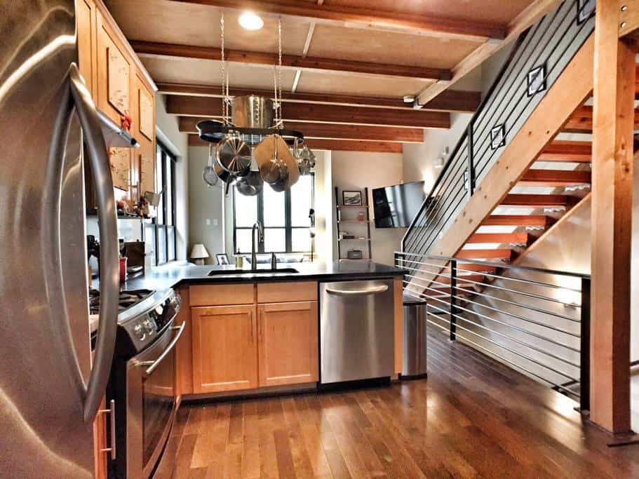 Modern Seattle Airbnb Townhouse Steps from Greenlake