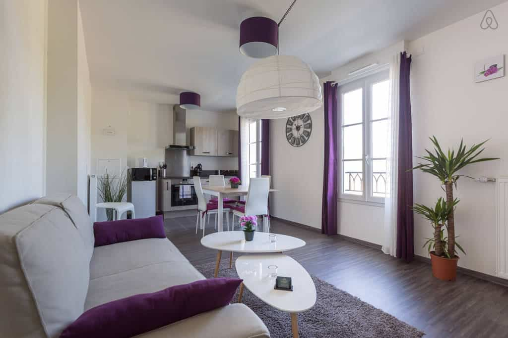 Check out this fantastic budget Airbnb near Disneyland Paris
