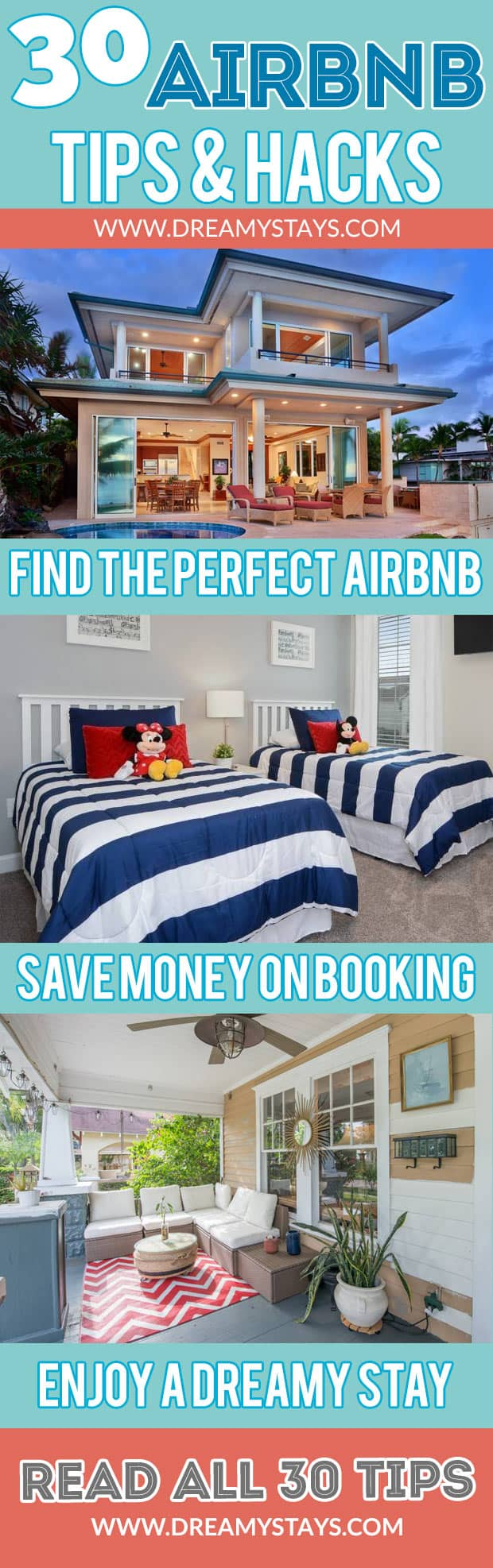 30 Airbnb Tips, Hacks & Secrets for First Time Guests