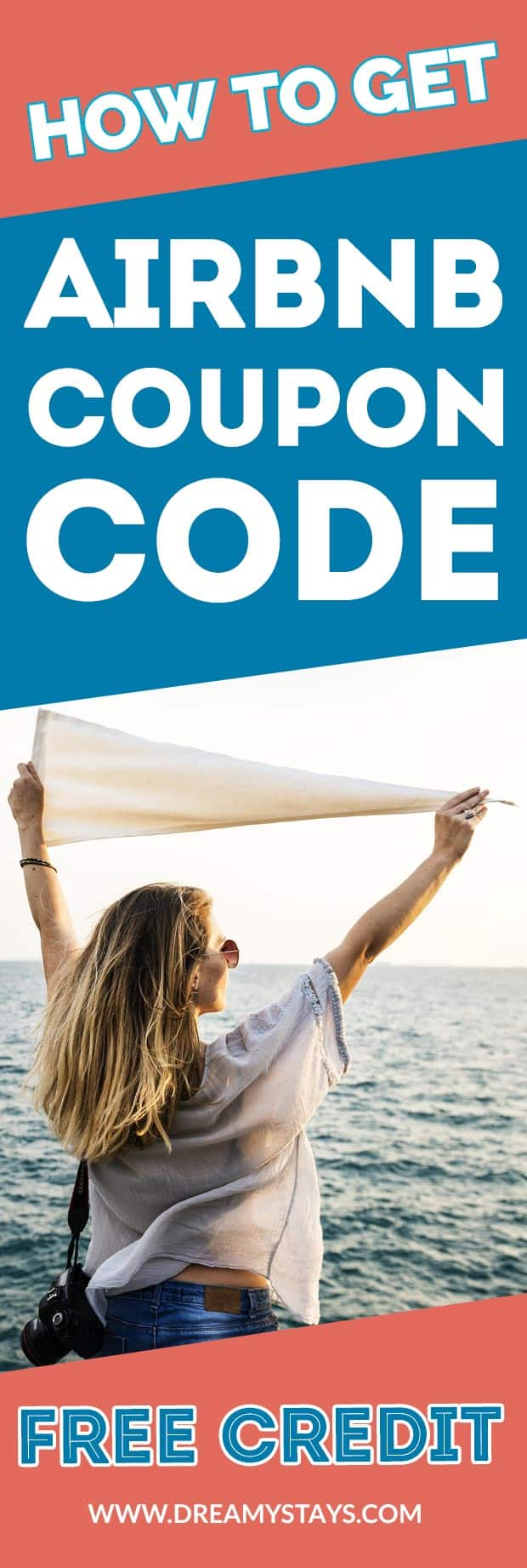 FREE! Airbnb Coupon Code: Get $40 off your next booking