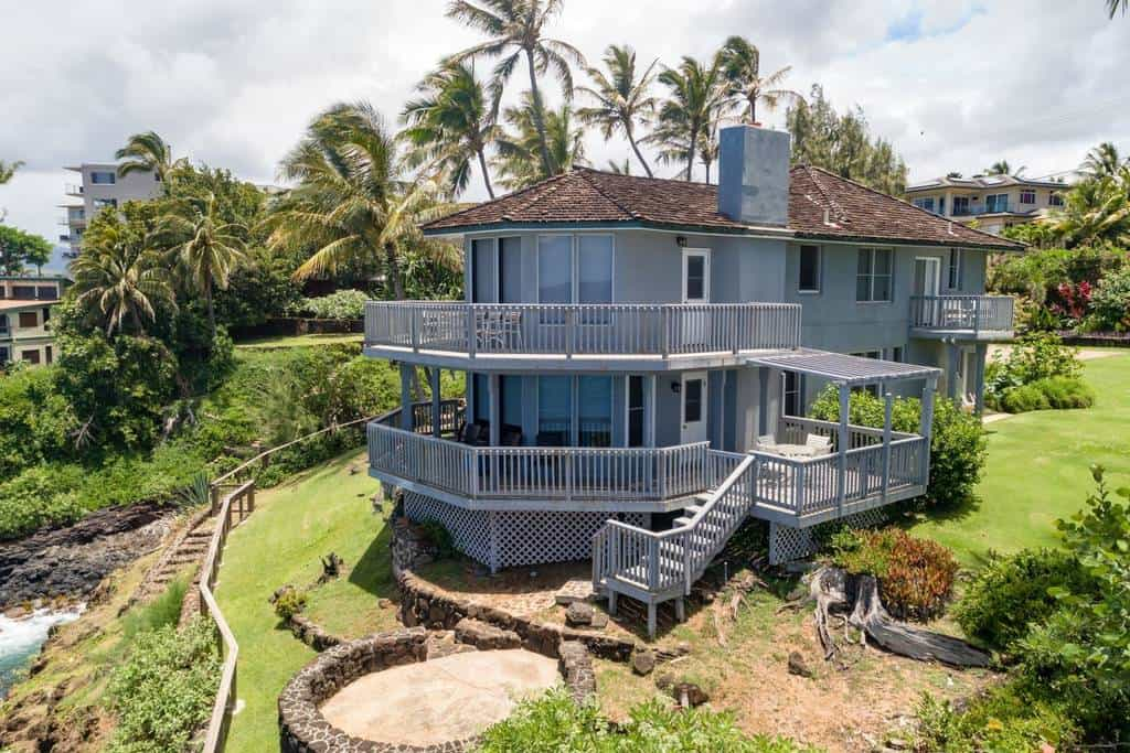 Luxury Airbnb Kauai: Poipu House Overlooking the Ocean
