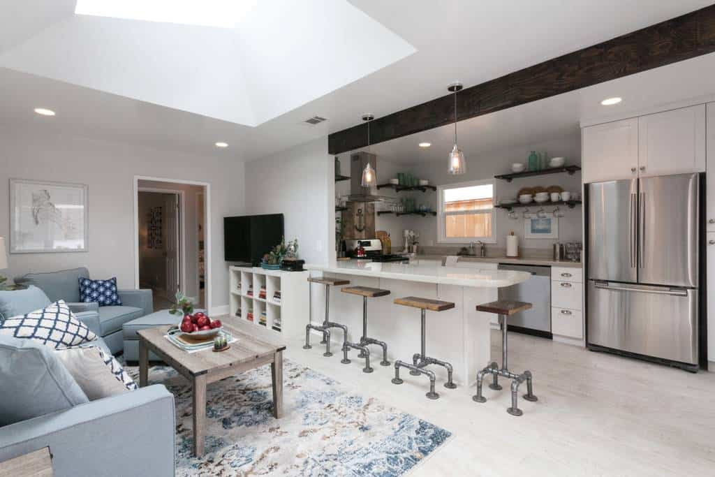 Our favorite Clairemont, San Diego Airbnb vacation rental
