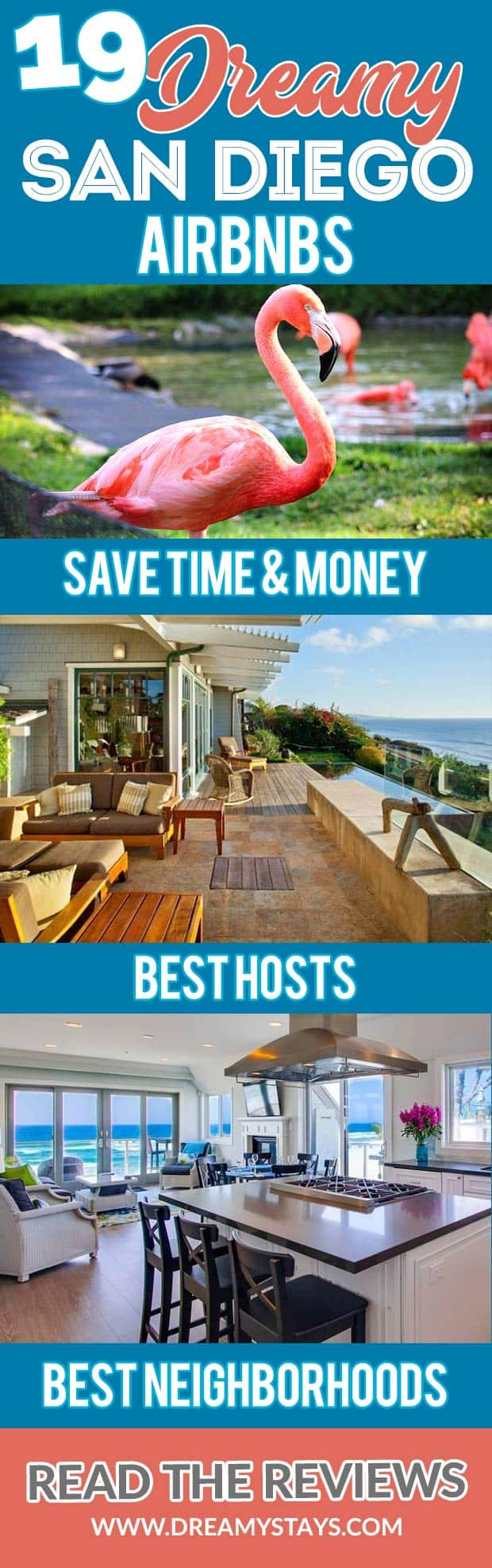 Wow! We found the Best Airbnb San Diego deals. Save time searching!