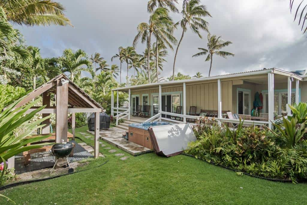 Oahu Airbnb rental in Kanaohe Kailua area