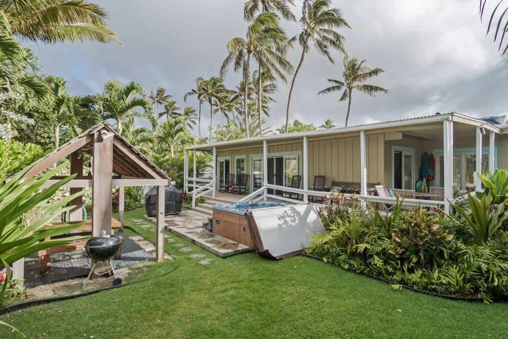 Oahu Airbnb rental in Kanaohe Kailua area