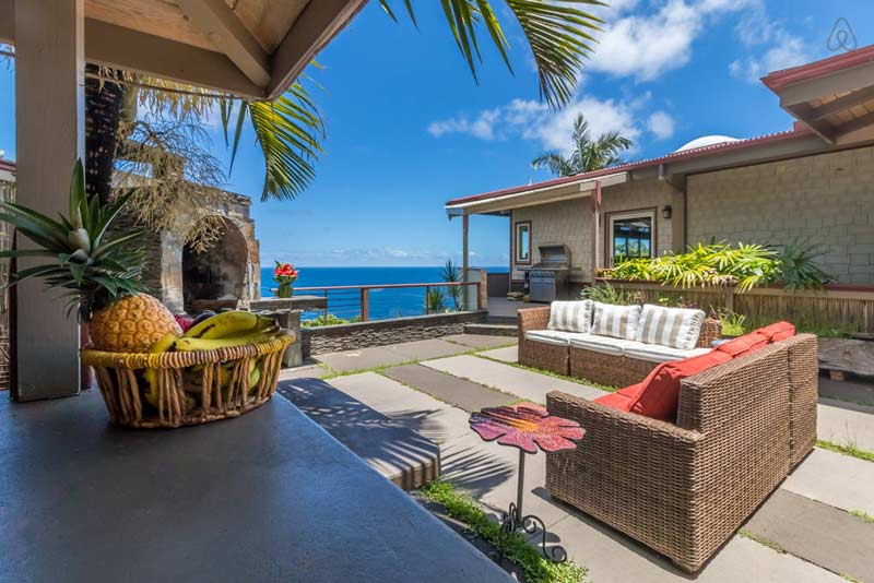 Amazing Over-the-Top Airbnb in Hilo!