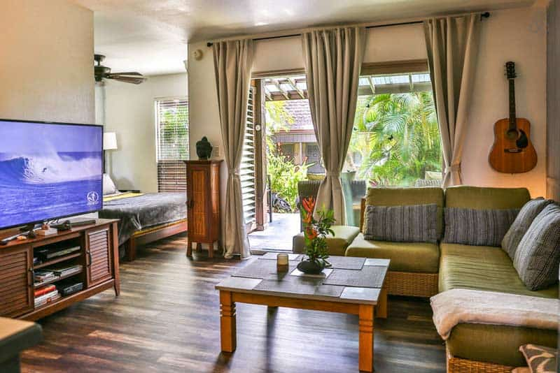 Our favorite South End Airbnb budget vacation rental on Hawaii's Big Island