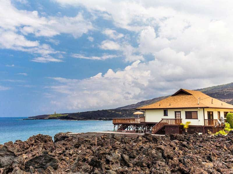 Hawaii Airbnb rental in South End area