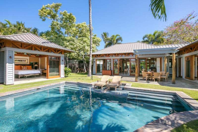 Luxury Airbnb Rental in Waikoloa Village on Hawaii Big Island