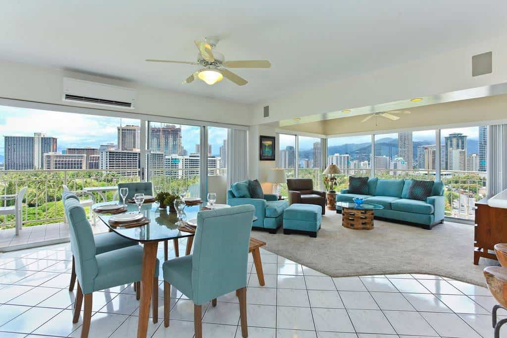 Our Favorite! Best AirBNB Honolulu Rental