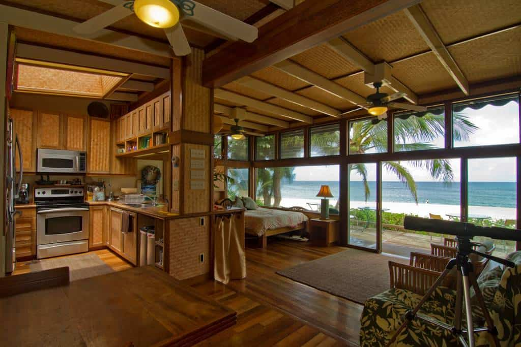 Amazing Oahu Airbnb rental for up to seven people