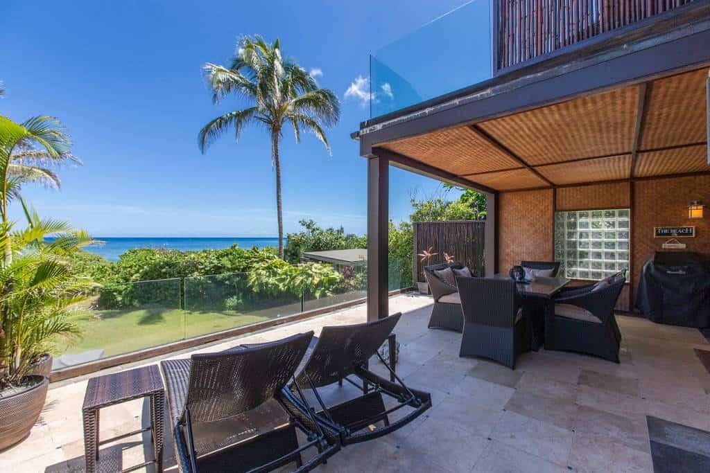 Luxury Airbnb Rental in Oahu North Shore