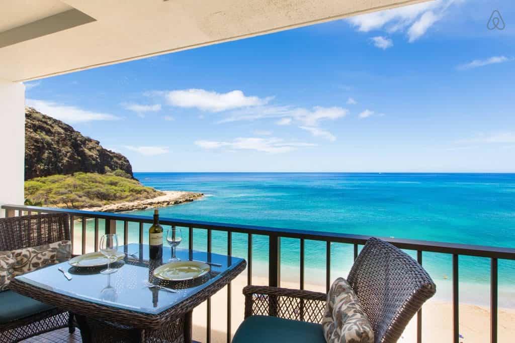 Airbnb Oahu rental home