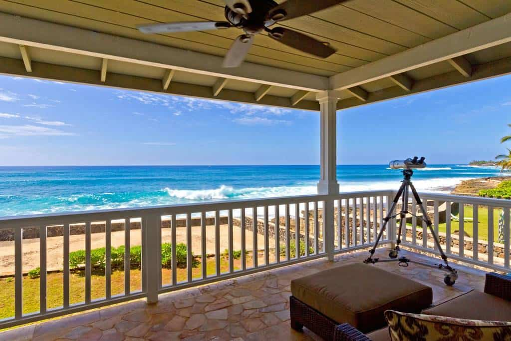 Oahu Airbnb - true luxury on this Hawaii island!