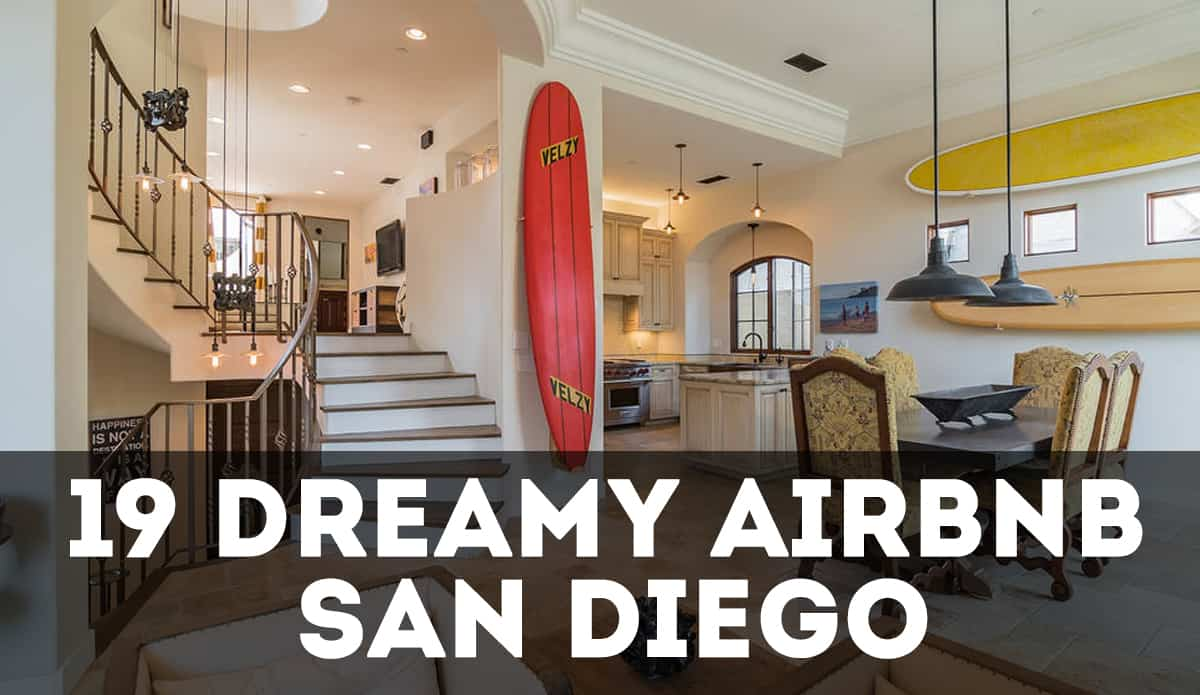 19 Dreamy Airbnb San Diego Vacation Rentals Feburary 2018 Update
