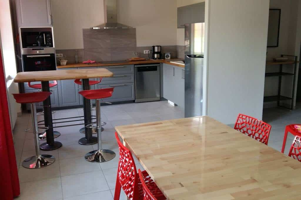 Wow! Luxury Airbnb Carcassonne rental that is modern, clean and dreamy!