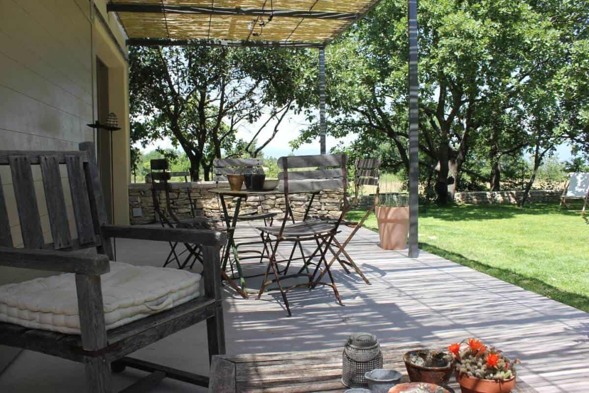 Dreamy Airbnb Luberon option located in Lacoste France. Enjoy the south of France on holiday!