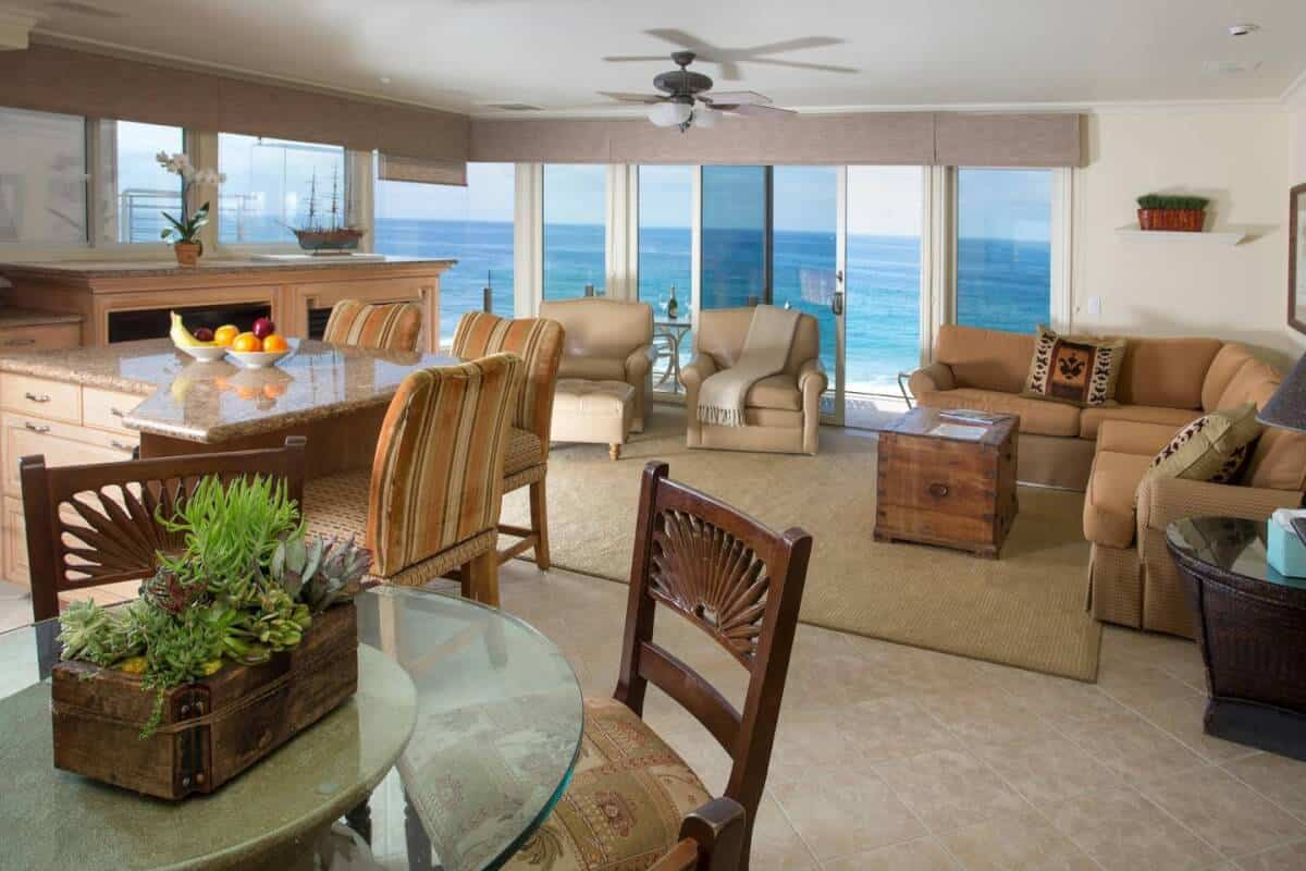 This Airbnb Laguna Beach is stunning. Check out the pictures.