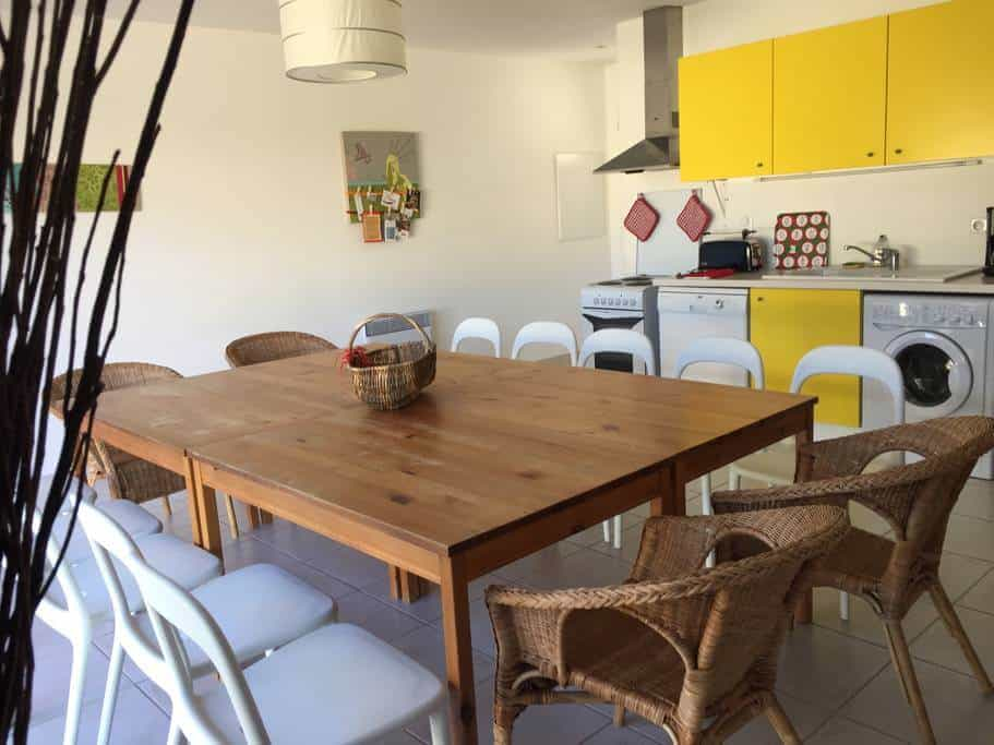 Great budget Airbnb Carcassonne option!