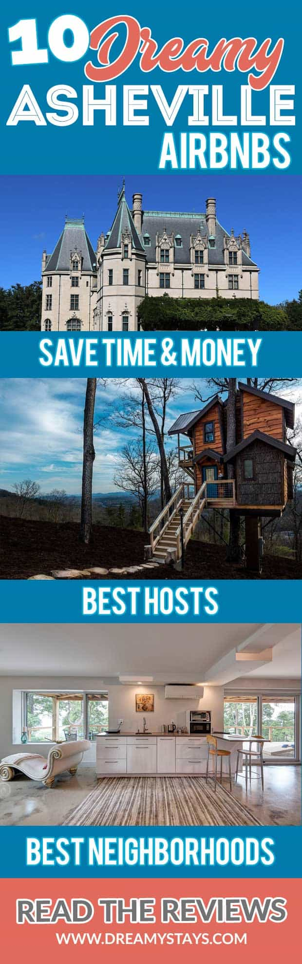 Wow! 10 Dreamy Asheville Airbnbs - we've found the best for you. Save time searching!