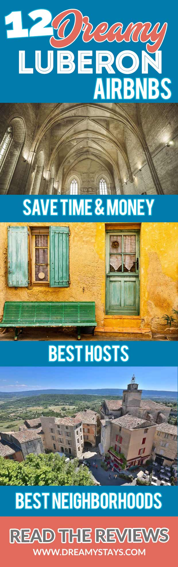 Wow! We found the Best Airbnb Luberon France Rentals. Save time searching!
