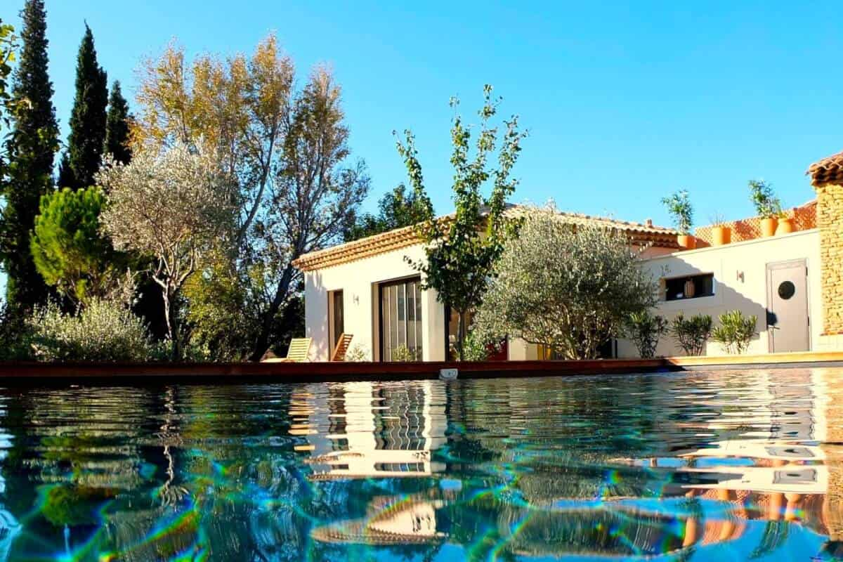Explore the vineyards and Provence charm while staying at this Luberon Airbnb