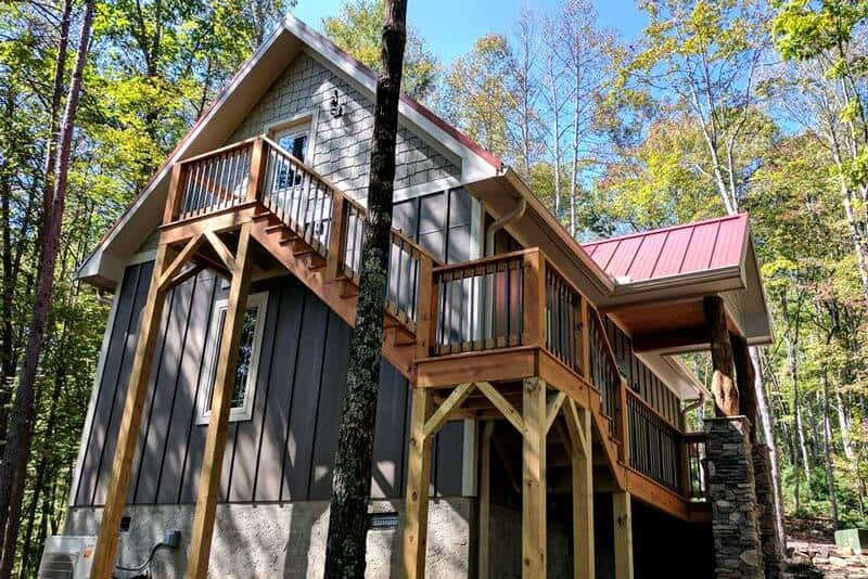 Check out this fantastic comfort Airbnb near Asheville