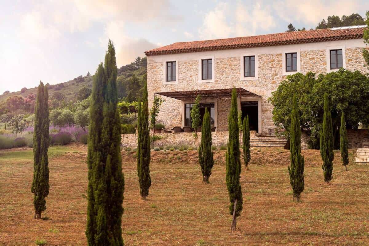 Wow! Luxury Airbnb Carcassonne rental that is over the top DREAMY.