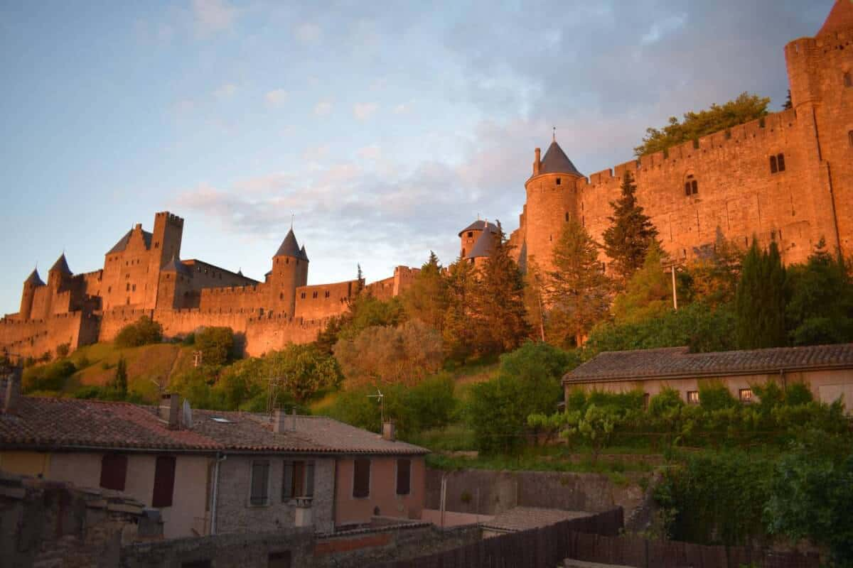 Incredible! Our favorite Carcassonne Airbnb rental is simply stunning, inside and out!