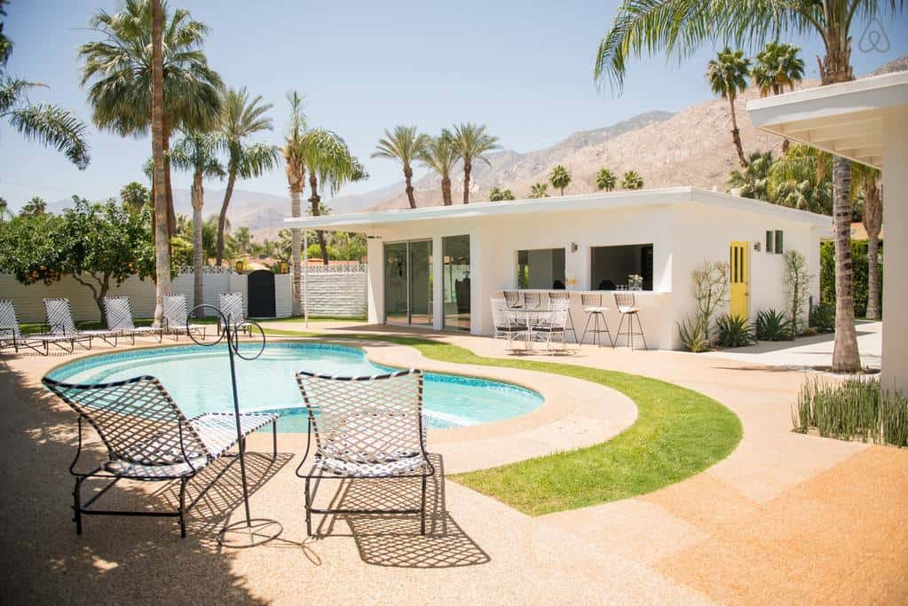 Wow! We found the Best Airbnb Palm Springs Rentals. Save time searching!