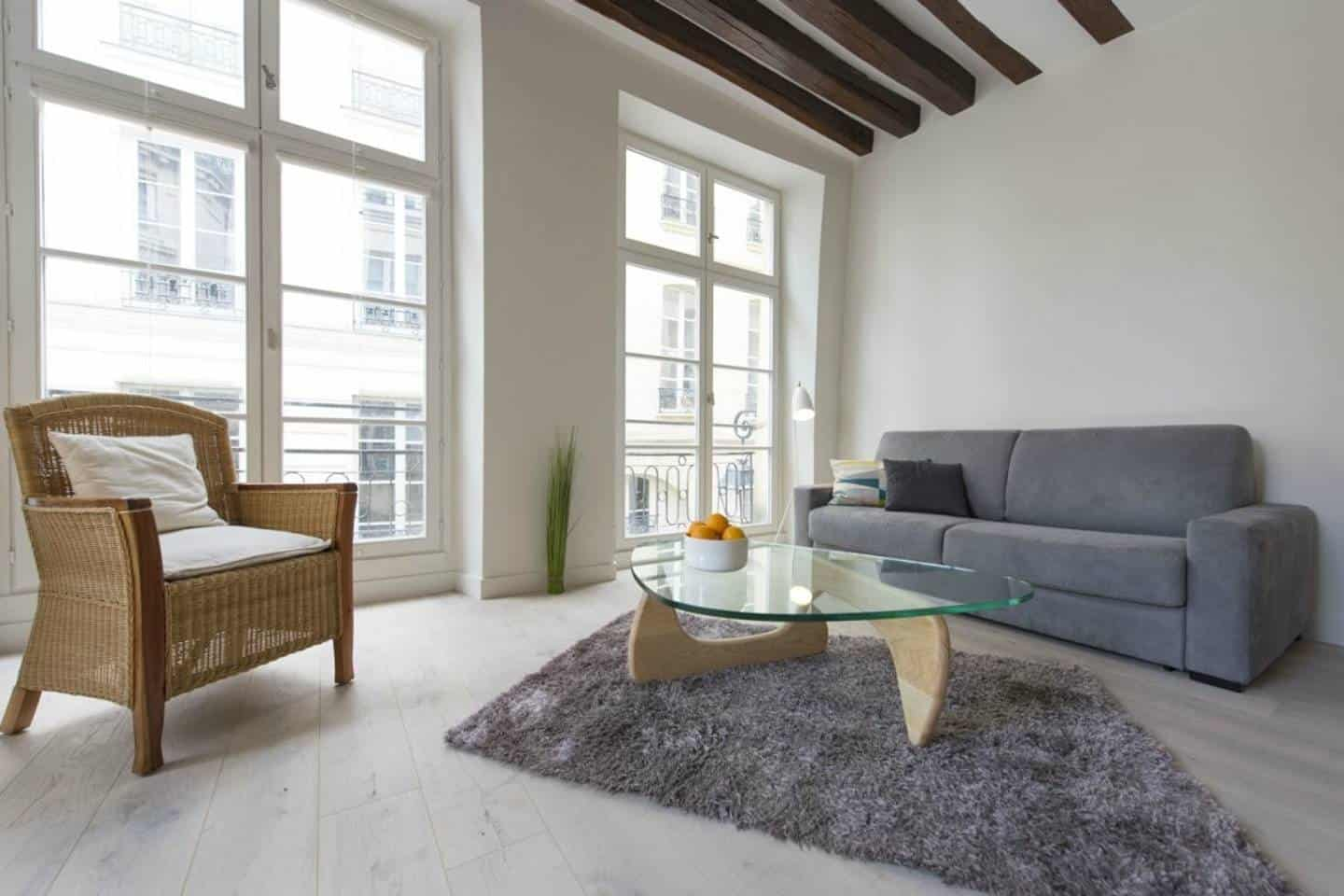 Wow! This Airbnb Paris listing near Centre Pompidou is dreamy. You have to see the pictures!