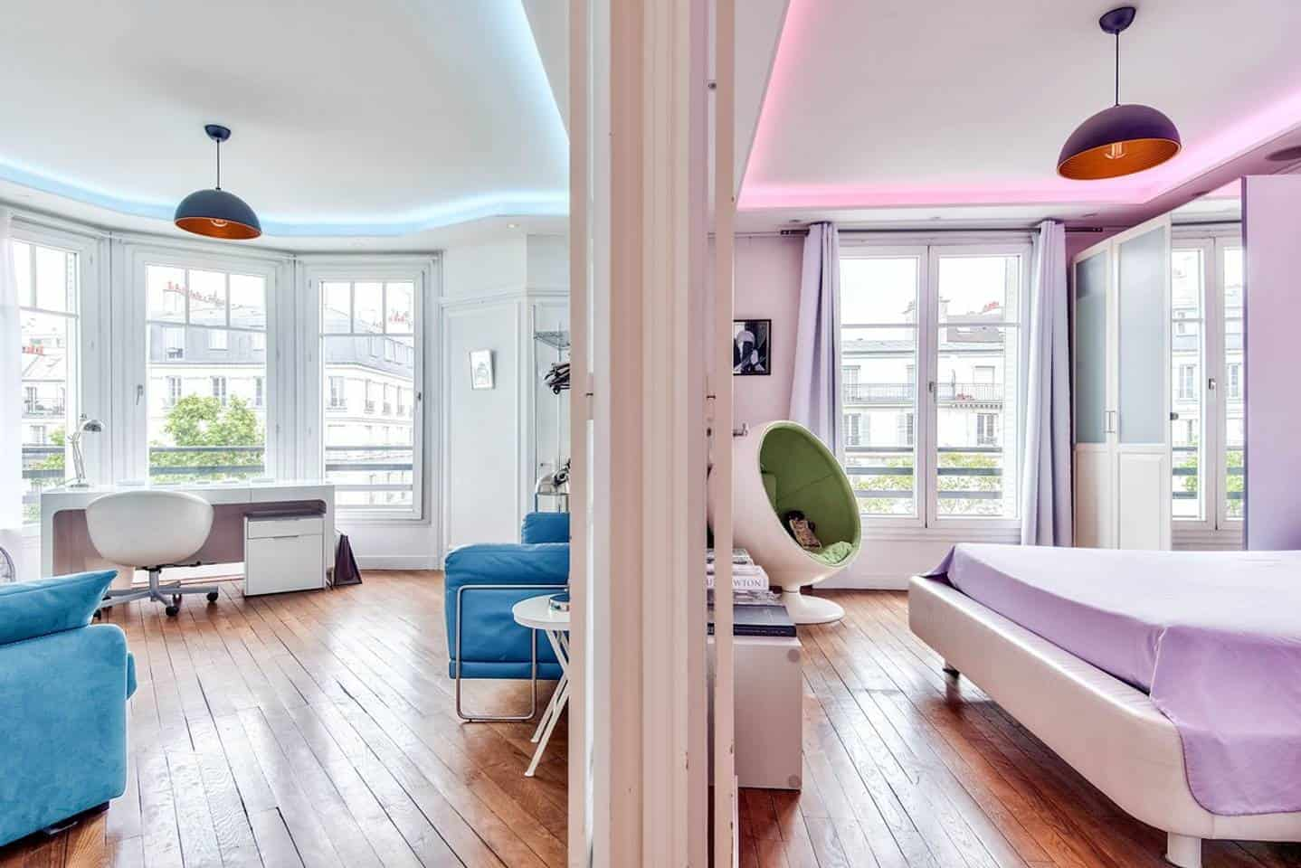Wow! This Airbnb Paris listing near Marais is dreamy. You have to see the pictures!