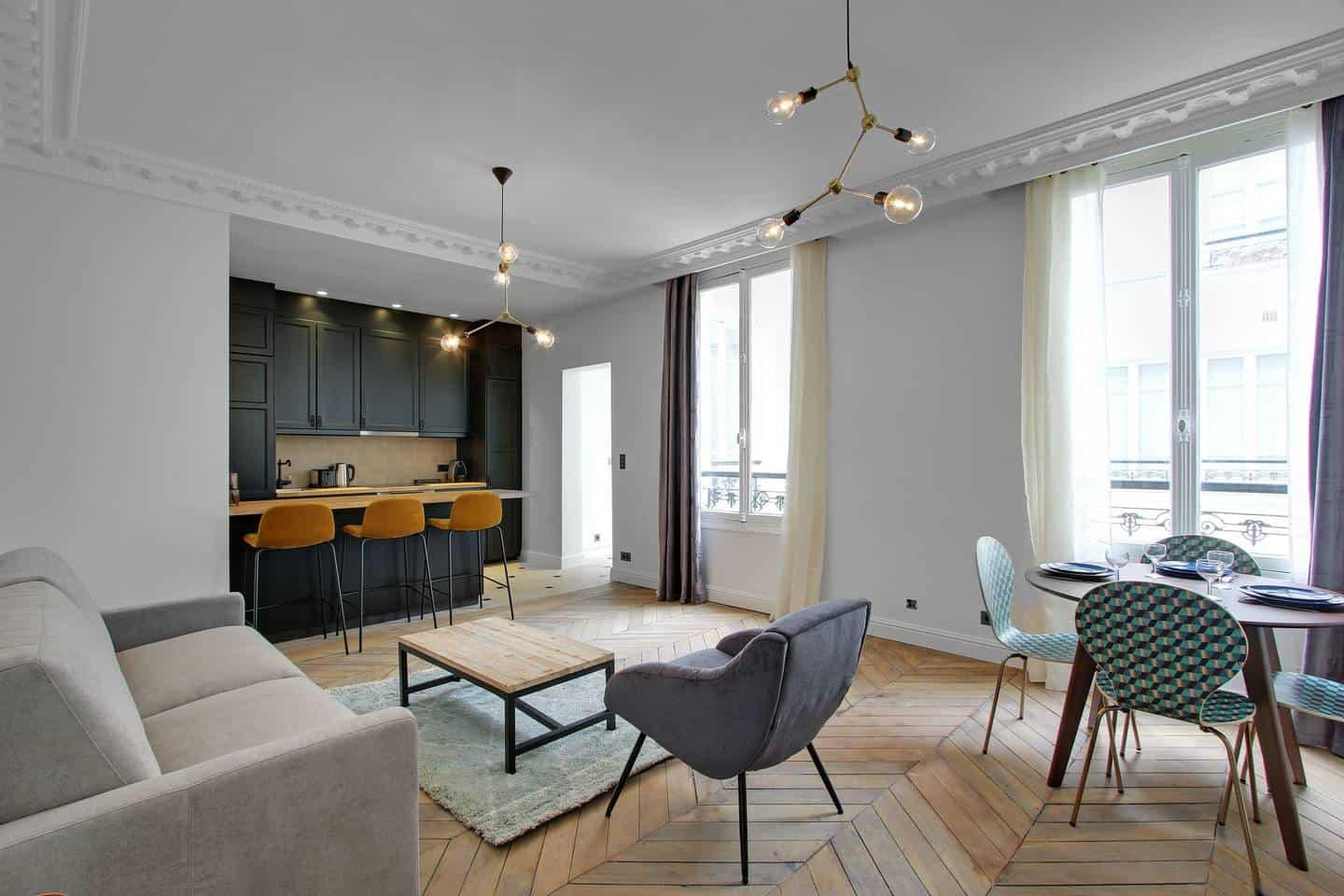 Wow! This Airbnb Paris listing near Boulevard Saint Germain is dreamy. You have to see the pictures!