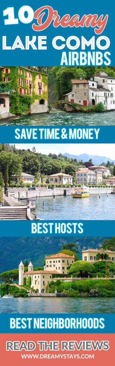 Wow! We found the Best Airbnb Lake Como Italy Rentals. Save time searching!