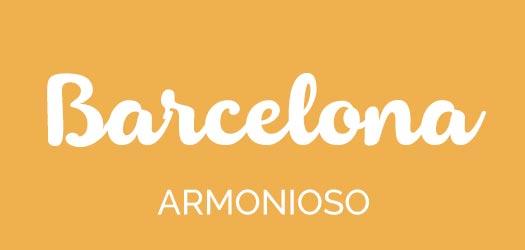 Barcelona Font Free Download