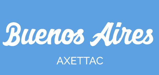 Buenos Aires Font! Free Download