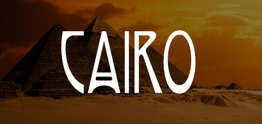 Free Cairo Font for Download