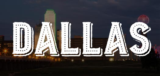 Free Dallas Font for Download
