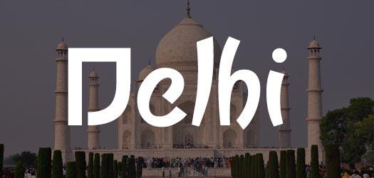Free Delhi Font for Download