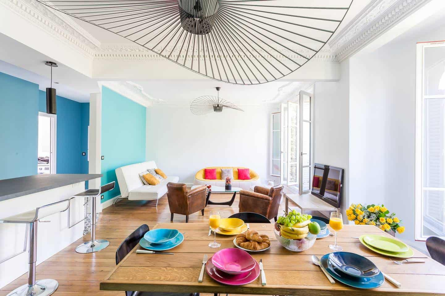 Wow! This Airbnb Paris listing near Montmartre is dreamy. You have to see the pictures!