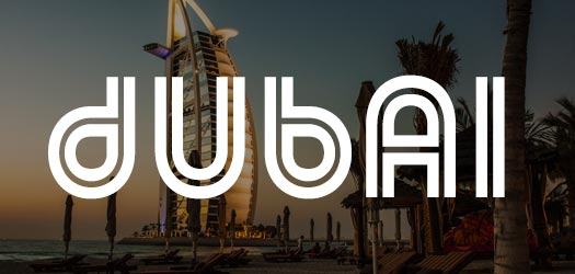 Free Dubai Font for Download