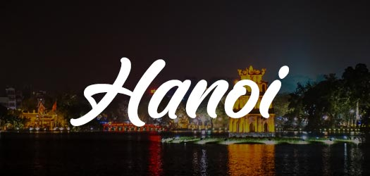 Free Hanoi Vietnam Font for Download