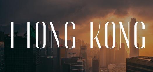 Free Hong Kong Font for Download