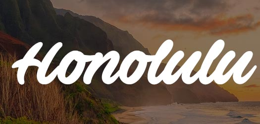 Free Honolulu Font for Download
