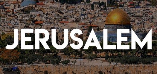 Free Jerusalem Font for Download