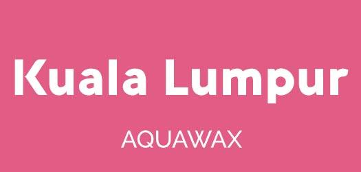 Kuala Lumpur Font! Free Download